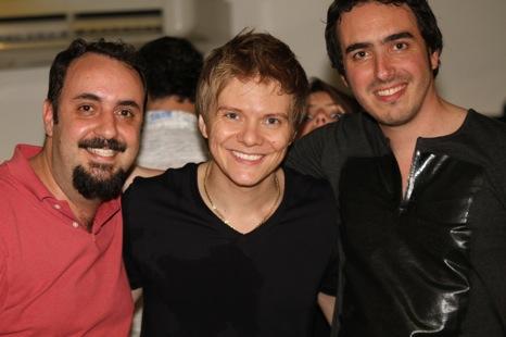Eu, Teló e John Kip