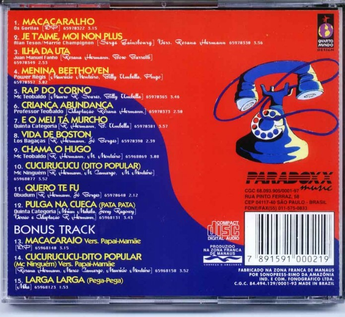 CDPAnicoMusicas
